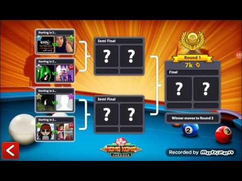 8 Ball Pool Hong kong