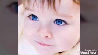 صور اطفال بعيون زرقاء جميله حول العالم Youtube