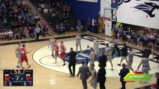 USF Men's Basketball vs Indiana Wesleyan thumbnail