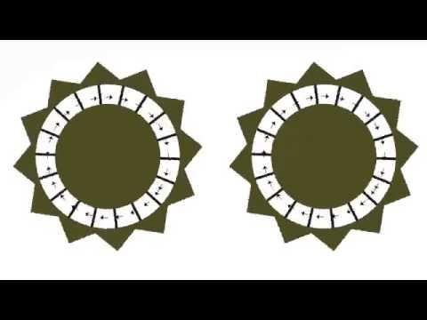 Percepcion De Movimiento Y Velocidad Juegos Mentales Opticos Youtube