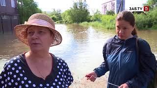 """Читинцы обвиняют в страшных последствиях наводнения Анатолия Михалёва и """"его свиту"""""""