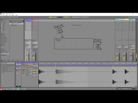 Ableton Live 10 Ultimate Tutorial 04 - Clips