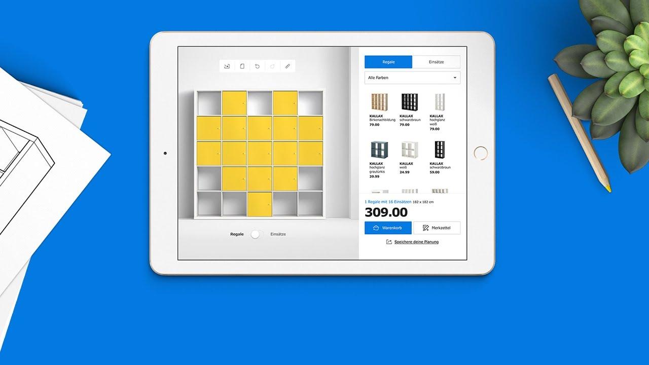 Ikea 3d Regal Konfigurator Demodern Digital Agency