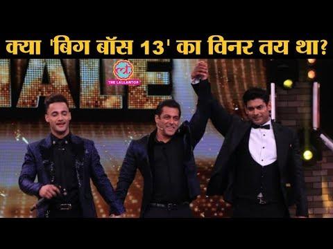 Bigg Boss 13 Control Room Video Viral: Asim Riyaz और Sidharth Shukla को Equal Votes मिले थे?  Salman