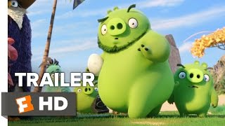 Der Angry Birds-Film-TRAILER 1 (2016) - Jason Sudeikis, Peter Dinklage Animierten Film HD