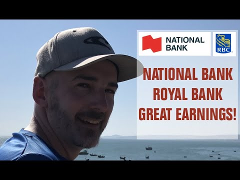 National Bank and Royal Bank Q3 2020 Earnings Review, Canadian Banks are doing well!