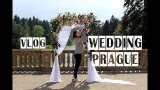 Оформляем свадьбу в Праге | VLOG