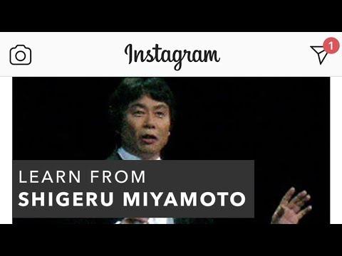 The Shigeru Miyamoto Instagram scam