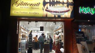 Glitterati jewellery store Lucknow complete tour |  bridal set | bridal kangan | bridal jewellery |