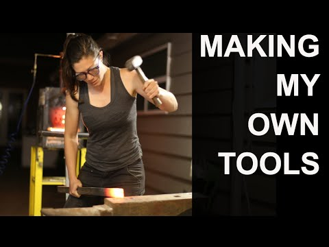 Forging my very own Woodworking Instruments