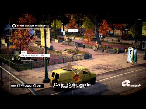 """Watch Dogs"": Hacker Game angespielt und Lead Designer interviewt"