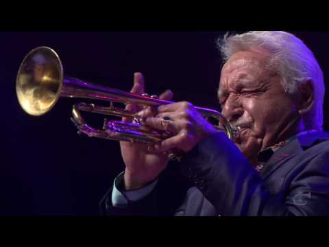 Doc Severinsen plays A NIGHT IN TUNISIA at CancerBlows 2015