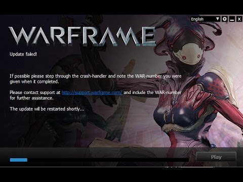 Two ways to fix Warframe Update Failed Error Live Proof 100% Working Guaranteed