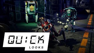 The Outer Worlds: Quick Look (Video Game Video Review)