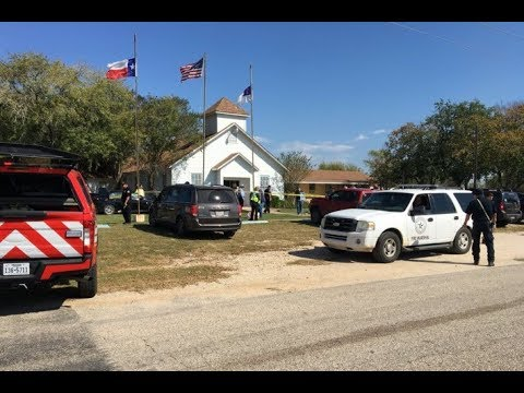 Sutherland Springs TX False Flag Codes - Shown In Advance - More Are Planned