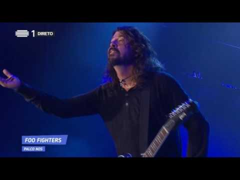 FOO FIGHTERS - NOS ALIVE 2017 HD Full Concert