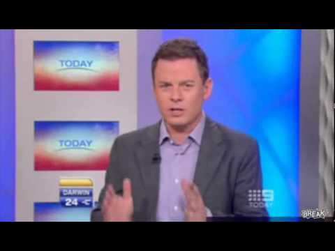 News Anchors Crack Up At Double Entendre