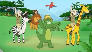 I djupaste djungeln - Arne Alligator