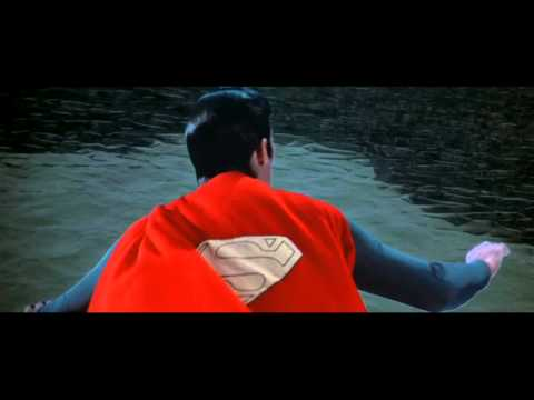 Superman lll Oil Spill Scene  HD