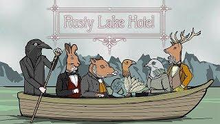 ГОСТИ ПРИБЫЛИ ► Rusty Lake Hotel #1