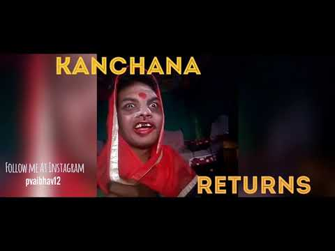 The Viral Kanchana Theme Horror Latest 2018