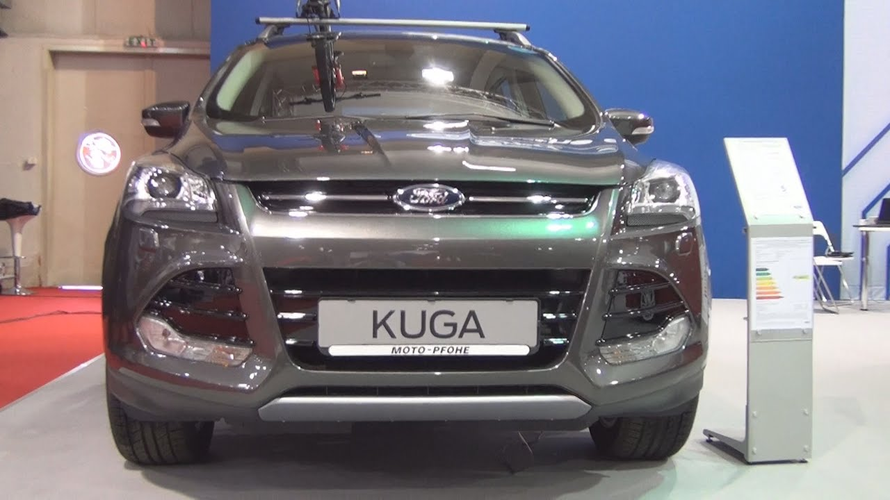 ford kuga titanium 4x4 2 0 tdci 180 hp 2016 exterior and interior in 3d youtube. Black Bedroom Furniture Sets. Home Design Ideas