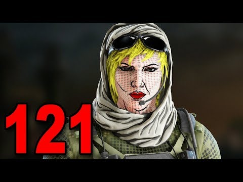 WHAT IS THIS VALK SKIN 😂 - Rainbow Six Siege (Part 121)
