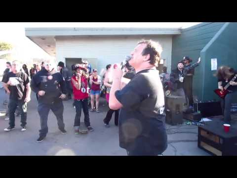 Verbal Abuse (live) @ Town Sk8 Park Oakland 5.10.2014 (full