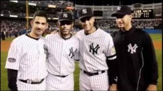 New York Yankees - Greatest MLB Player, Bernie Williams #51