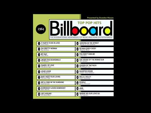 Billboard Top Pop Hits - 1964