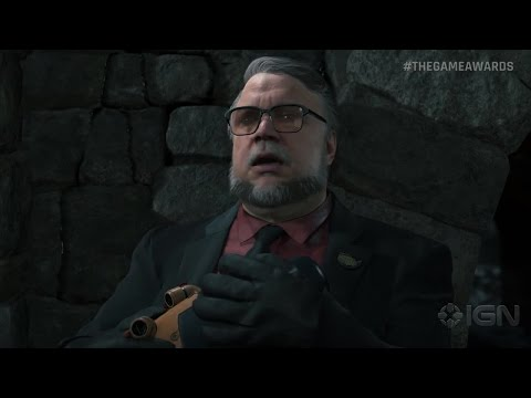 Death Stranding Guillermo del Toro Game Awards Trailer Poster