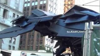 The BAT SUPER Close-Up! Details!! (The Dark Knight Rises) thumbnail