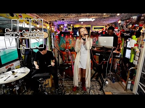 "BRIDGIT MENDLER - ""Do You Miss Me At All"" (Live from JITV HQ in Los Angeles, CA 2017) #JAMINTHEVAN"