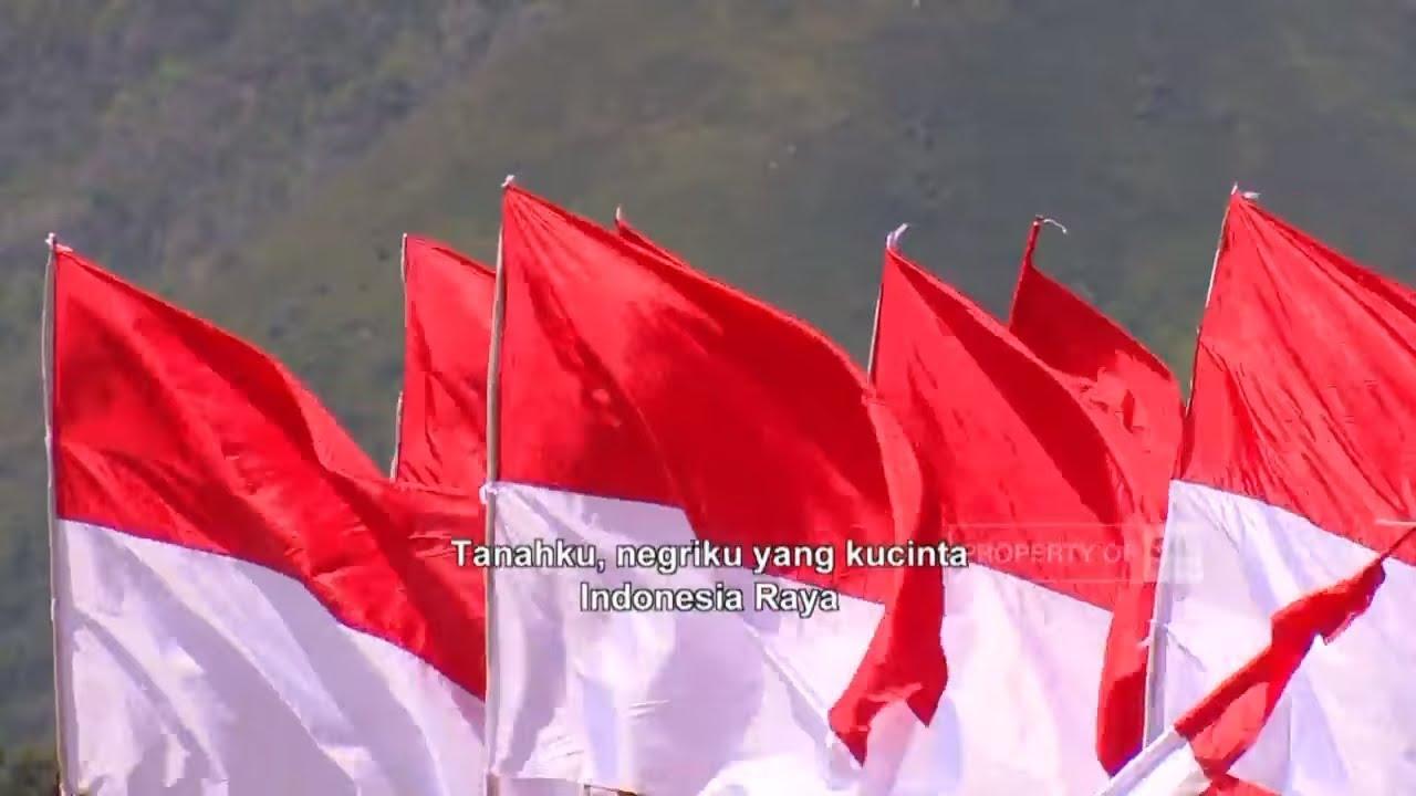 Lagu Indonesia Raya 3 Stanza ; Lagu Kebangsaan Indonesia