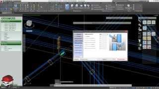 Advance Steel 2015/2015.1 Урок 6 Глобальное редактирование конструкции