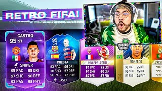 Opening packs on FIFA 15 / FIFA 16 / FIFA 17 / FIFA 18