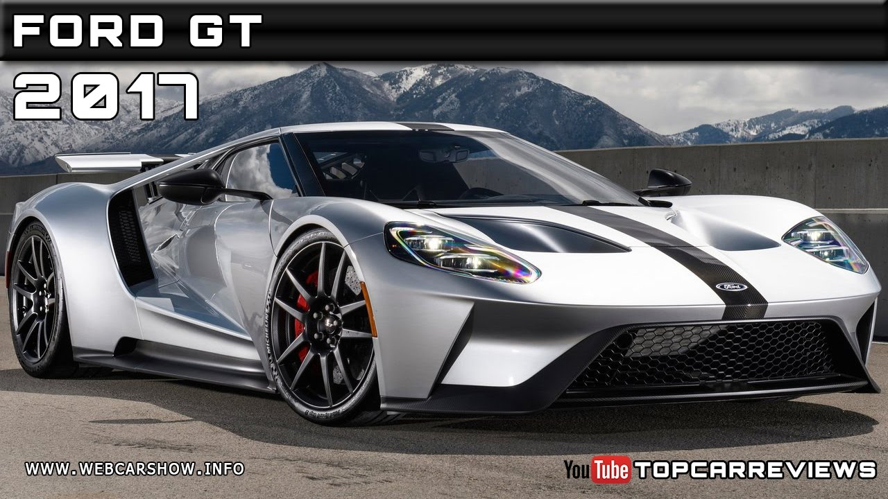 Ford Gt Review Rendered Price Specs Release Date