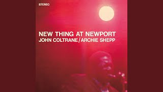 Spoken Introduction To John Coltrane