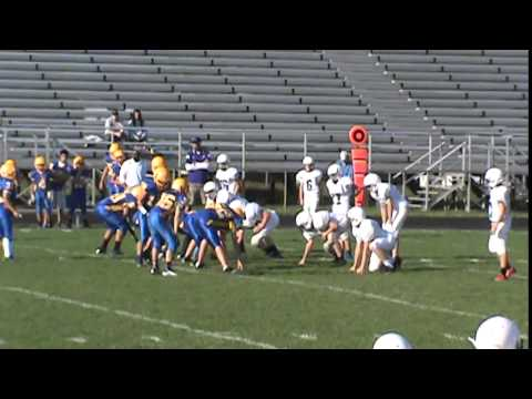 Leo Football 7th grade vs Angola Home an