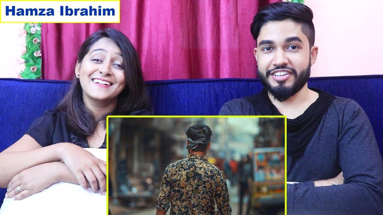 INDIANS react to LAHORE feat  GAITONDE | Hamza Ibrahim