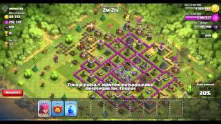Capitulo #4 - Farmeando en el pasado   Clash of Clans en ESPAÑOL