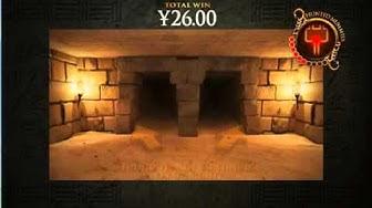 Mummy hunt bonus -  playtech slot game