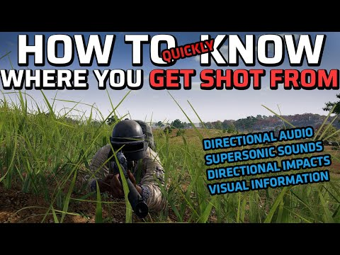 Download GUIDE: How to know WHERE YOU GET SHOT FROM in PUBG