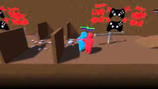 AMIGOS CON DERECHO A ROCE   Gang Beasts w  Mangel 1 clip1