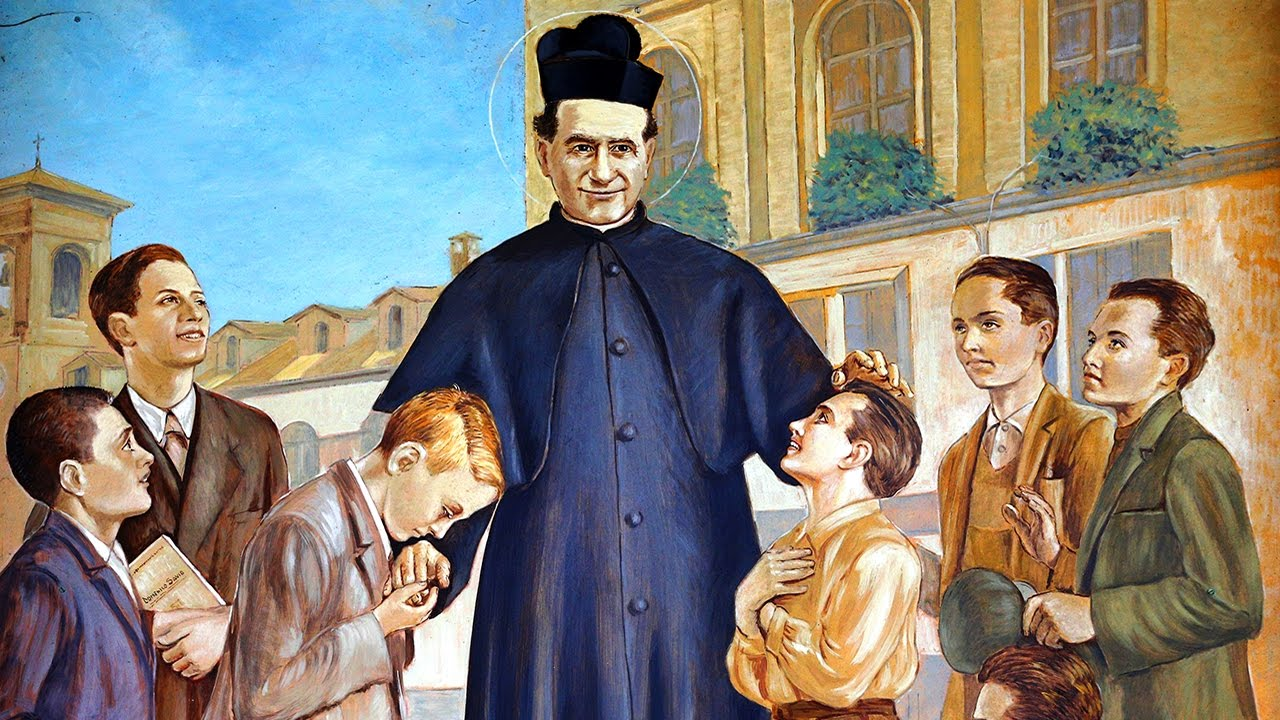Don Bosco: St. John Bosco HD