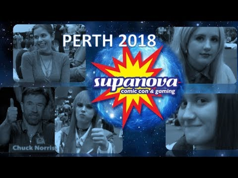 I WAS ACTUALLY SCARED (Perth Supernova Convention 2018) Mp3