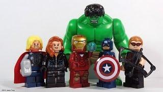 LEGO Мстители: Эра Альтрона трейлер #1