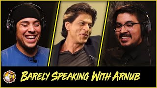 TVF Barely Speaking with Arnub - Shah Rukh Khan Reaction Video