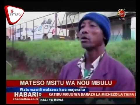 Maafisa Misitu Wadaiwa Kujeruhi Wananchi Mbulu