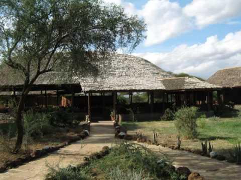 Sentrim Lodge Amboseli Kenya